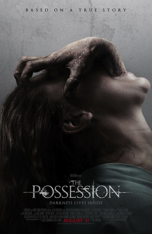 The Possession posztere