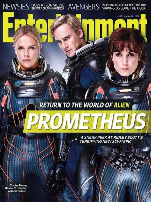 Prometheus @EW