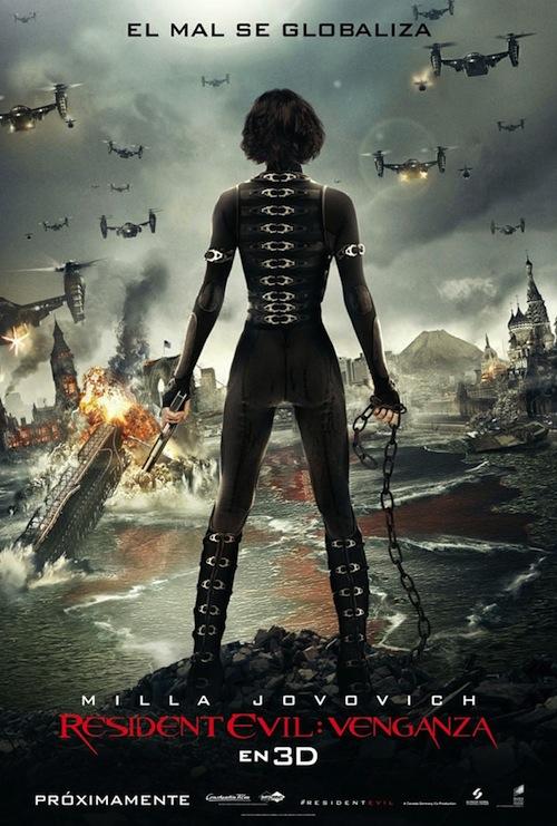 Resident Evil új posztere