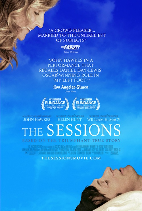 The Sessions posztere