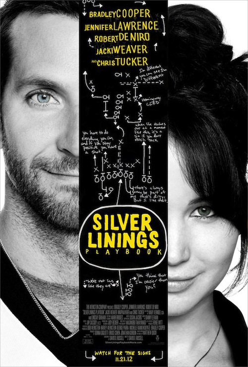 Siver Linings Playbook posztere