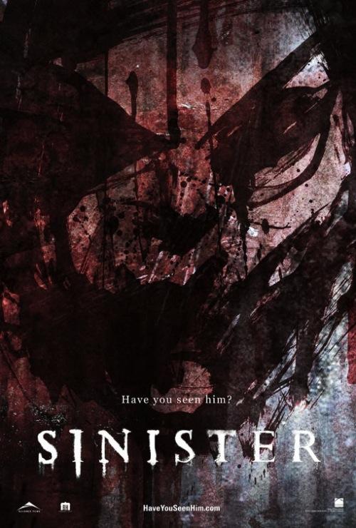 Sinister-poszter