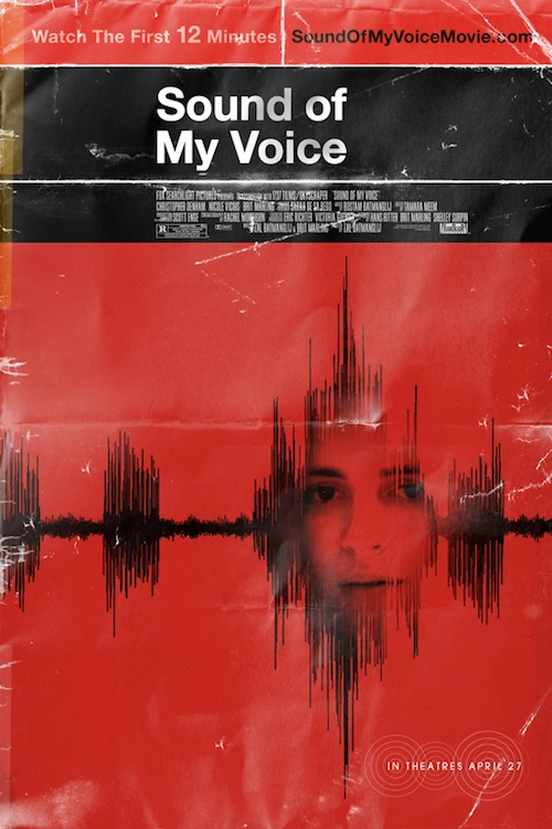 The Sound of my Voice-poszter