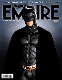 The Dark Knight Rises az Empire magazinban 2012 május