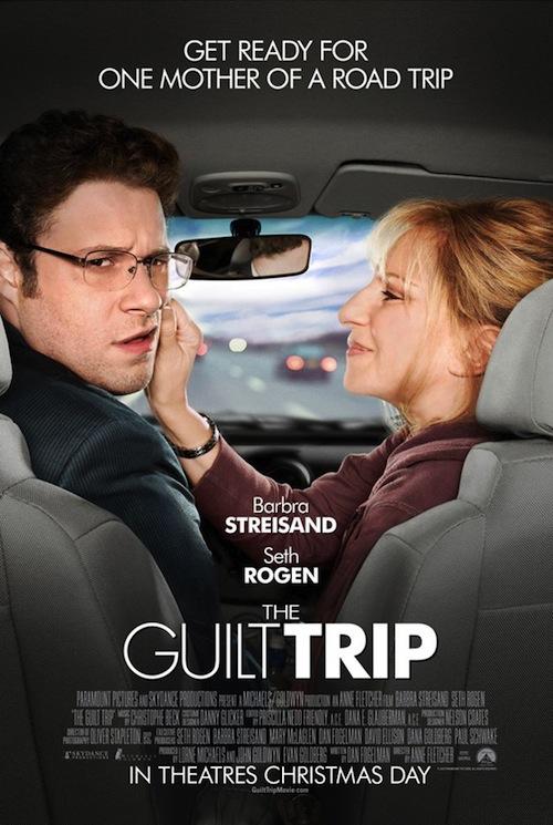 A The Guilt Trip posztere