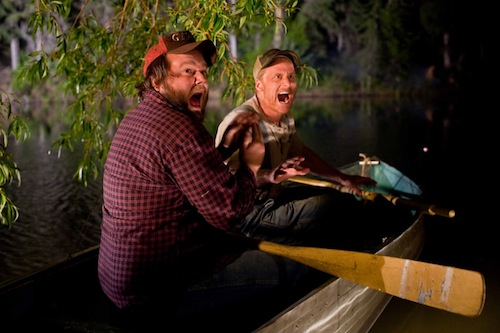 Tucker & Dale egy csónakban