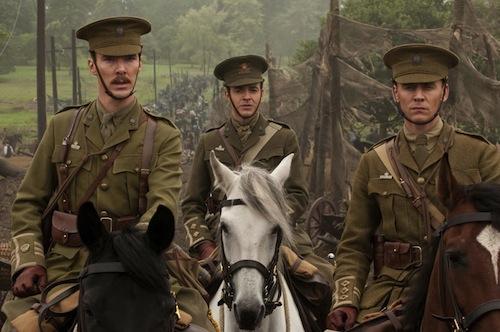 War Horse immáron tényleg a csatamezőn