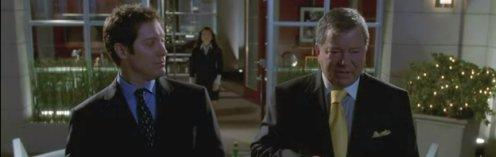 Alan Shore és Denny Crane, a két főszereplő
