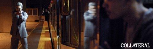 Tom Cruise egy metroszerelveny mellet pisztollyal