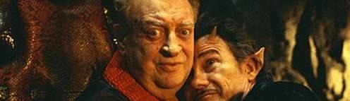 Rodney Dangerfield és Harvey Keitel a Sátánkában
