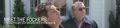 Ben stiller épp egy téglával dobja meg meg De Niro lakókocsiját és ezt De Niro napszemüvegben nézi mivel ő kérte