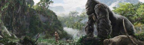 nagy kong és kicsi naomi a dzsungelben