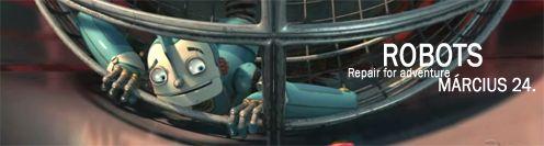 Kép a Robotsd trailerből, amin a főszereplő látszik