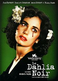 Black Dahlia poszter