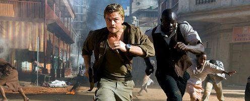 DiCaprio fut, Véres gyémánt