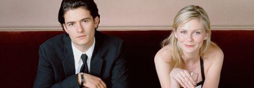 A két főszereplő, Orlando Bloom, Kirsten Dunst