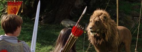 Peter, Susan és az oroszlán