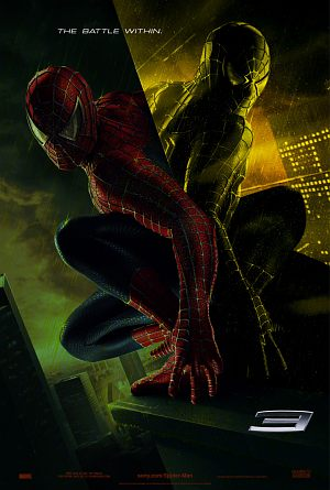 Spiderman 3 The Battle Within Poster