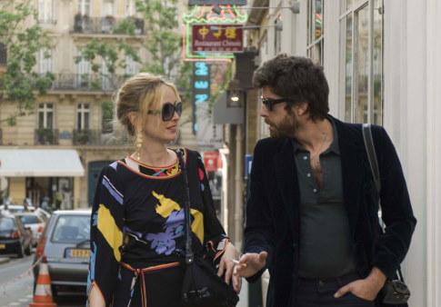 2 Days In Paris - a két főszereplő dumál