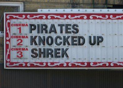 Karib Tegner Kalózai felcsinálták Shrek-et