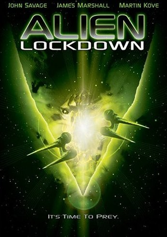 Alien Lockdown poster