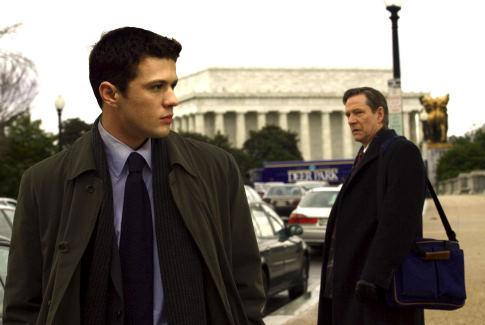 Az utolsó jelentés (Breach) két főszereplője Ryan Phillippe, Chris Cooper