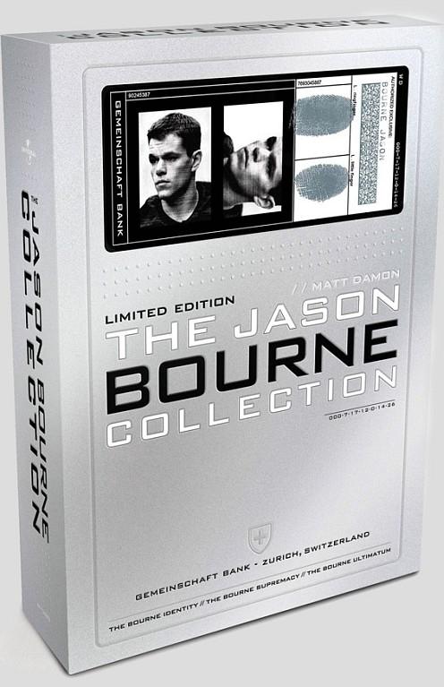 Bourne ultimate dvd pakk, kell!