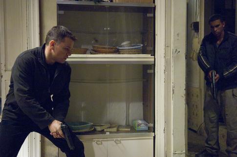 A Bourne ultimátum - Matt odacsap