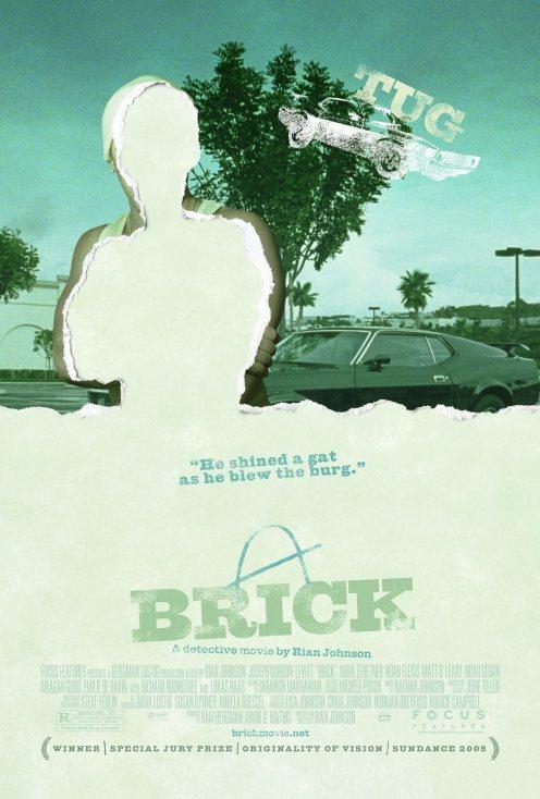Brick Poster - Tug