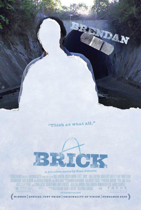Brick Poster - Brendan