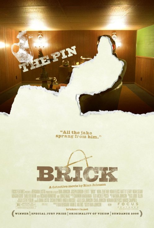Brick Poster - The Pin