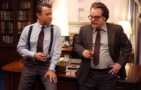 Charlie Wilson's War (2007) - Tom Hanks, Philip Seymour Hoffman