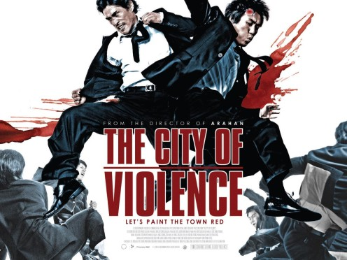 City of Violence poster