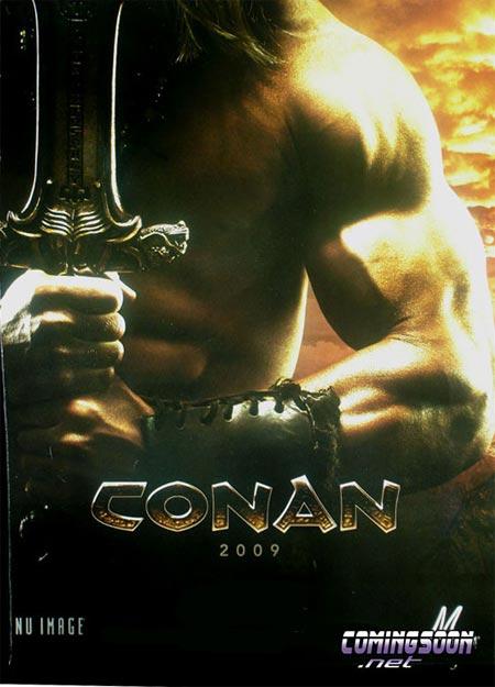 Conan 2009 poster