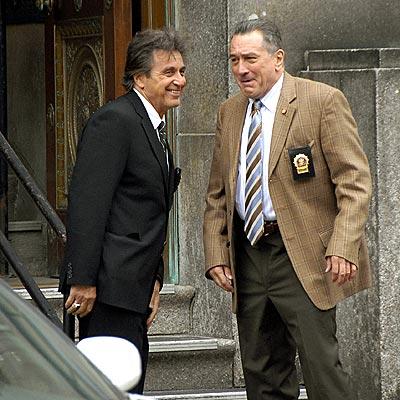DeNiro és Pacino forgatja a Righteous killt