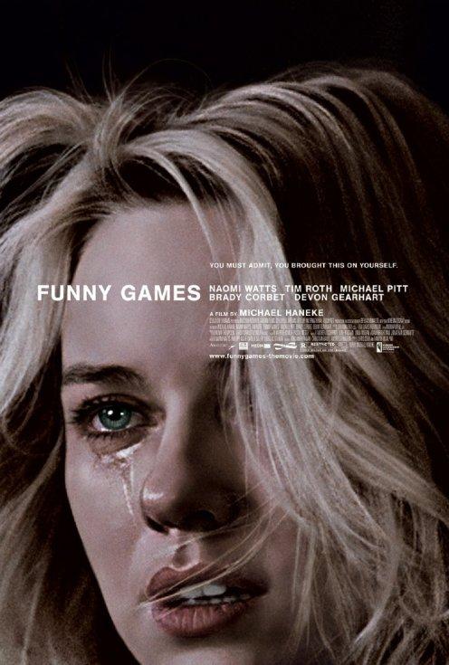 Funny Games poster - Naomi Watts