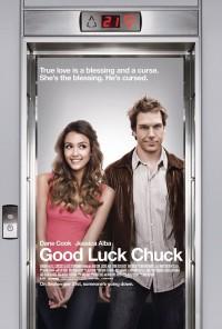 Good Luck Chuck poster - elevator