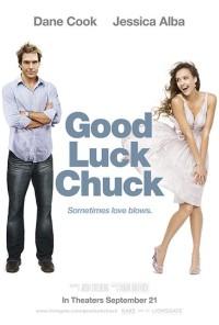 Good Luck Chuck poster - love blows
