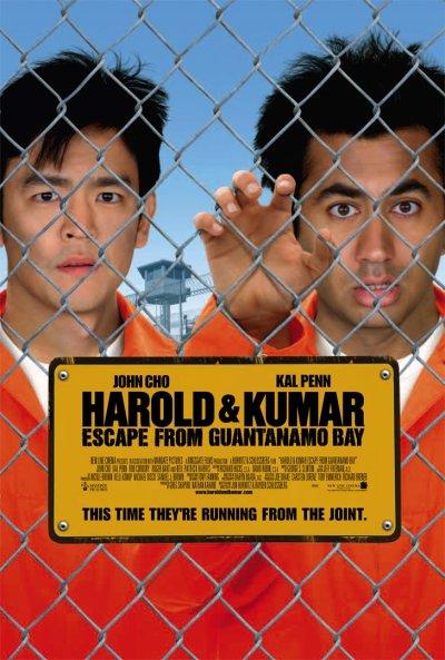 Harold and Kumar 2 poster