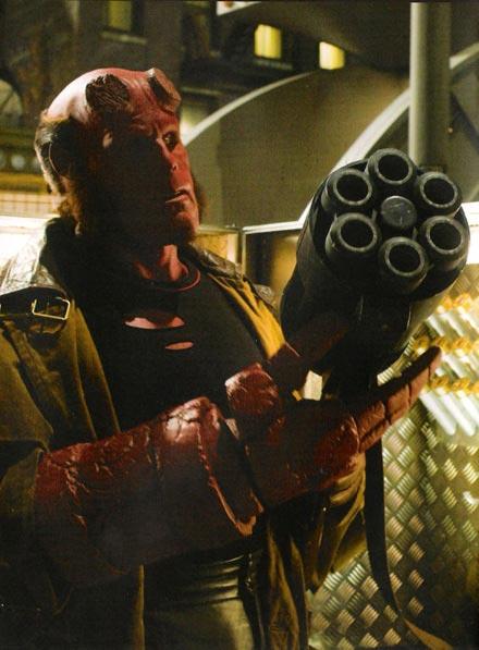 Hellboy stuki
