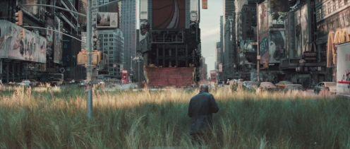 Will Smith a kihalt NY-ra néz az I Am Legend-ben