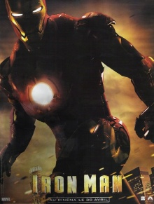 Ironman francia poster