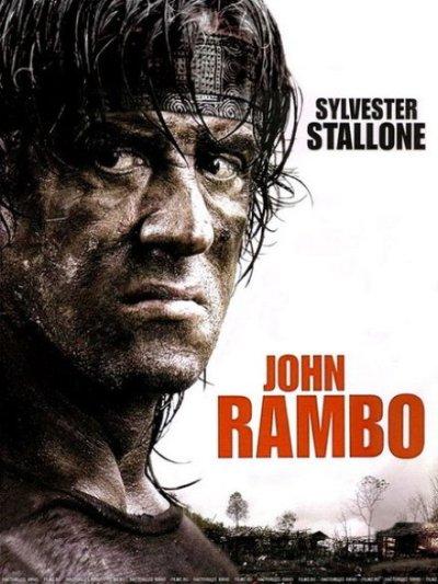 John Rambo poster
