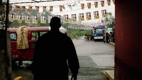 Tűzben edzett férfi (Man on Fire): Denzel Washington kigyalogol a fénybe