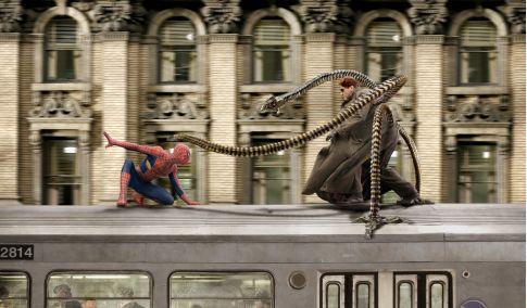 A Pók és Octopusz összecsap