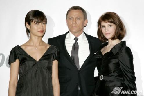 Bond és a csajok