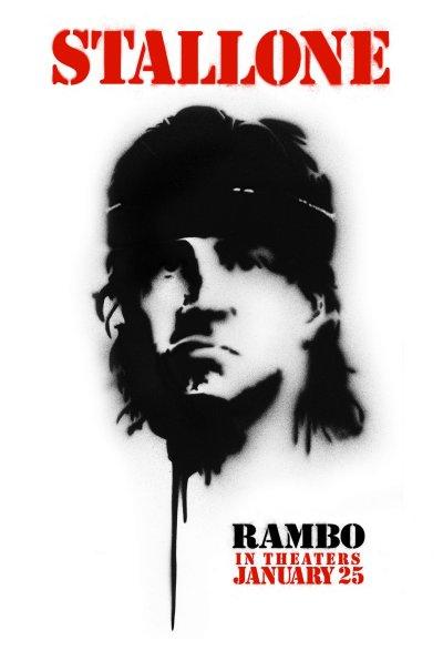 Rambo uj poszter