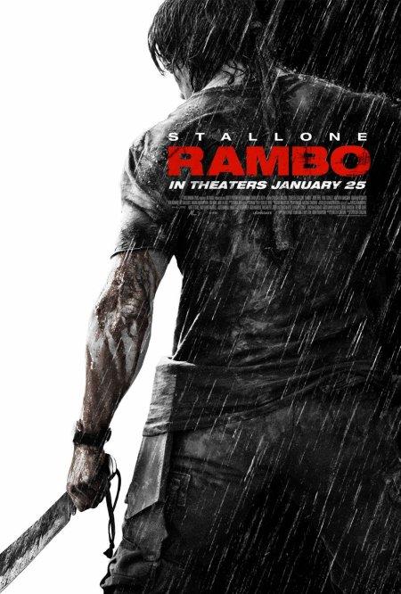 Rambo poszter