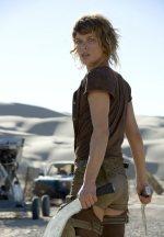 Resident Evil Extinction trailer - Milla Jovovics éles fegyverekkel
