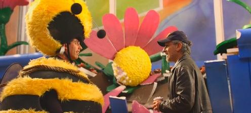 Bee Movie teaser - Seinfeld és Spielberg
